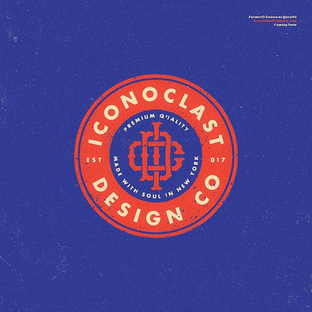Here's to New York's underdogs -- @mets. Iconoclast Design Co. Est. 017. . . . Made with soul in New York. . . . #design #branding #creativedirection #artdirection #graphicdesign #creative #designer #creativedirector #artdirector #graphicdesigner #artist #designspiration #dribbble #musicindustry #logo #logos #identity #brandidentity #brand #typography #creative #freelancer #freelance #newyorkmets #retro #brooklyn #newyork #nyc #losangeles #soul #madewithsoul
