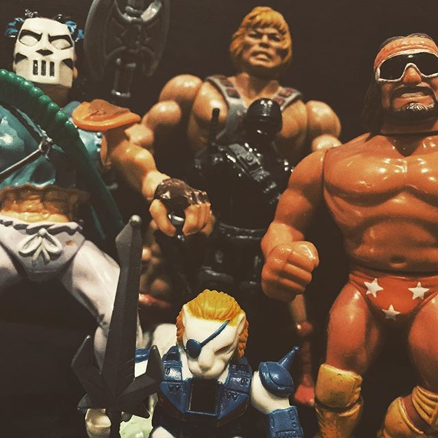 After much debate, here are my top 5 figures from my childhood. 1. Pirate Lion (Battle Beasts) 2. Snake Eyes V2 (GI Joe) 3. Casey Jones (TMNT) 4. Macho Man (Hasbro WWF) 5. Heman (MOTU) . . . #80s #90s #actionfigures #wwf #wwe #figlife #mastersoftheuniverse #heman #motu #battlebeasts #retroactionfigures #80stoys #90stoys #nostalgia #tmnt #teenagemutantninjaturtles #hasbro #mattel #ljn #kenner #toyhunter #toycollector #retrotoys #vintagetoys #inspiration #top5 #list #design #designer #toys