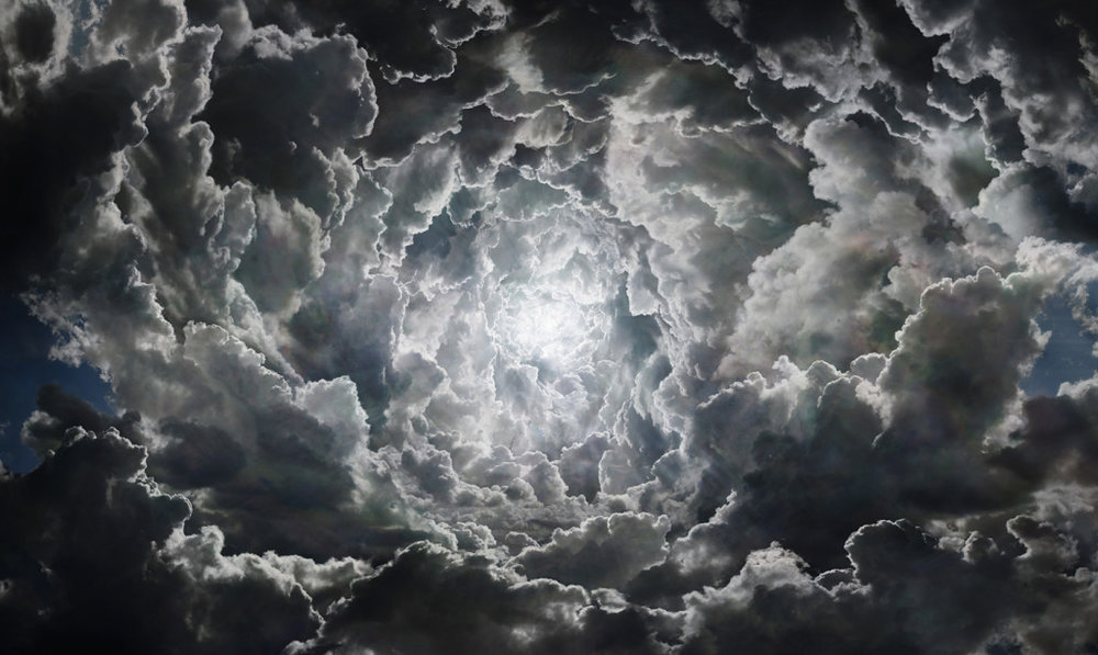 Cloudscapes by Seb Janiak from his Kingdom series.