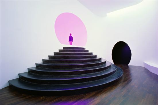 James Turrell, Akhob  (2013) For more information, click  here . T o arrange for viewing, call (702) 730-3150. NOTE: The reservations are always booked for 3-4 weeks (yes, a month) solid, so call in advance. They are open Thursday through Monday, 11:30am - 730pm, closed Tues and Wed.