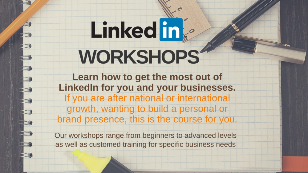 Linkedin Training Marketing Minds Nz