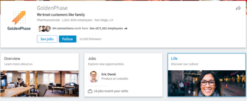 LINKEDIN TIPS: MANAGING YOUR COMPANY PAGE 4