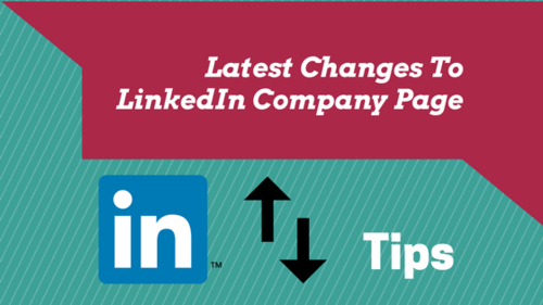 LINKEDIN TIPS: MANAGING YOUR COMPANY PAGE 1