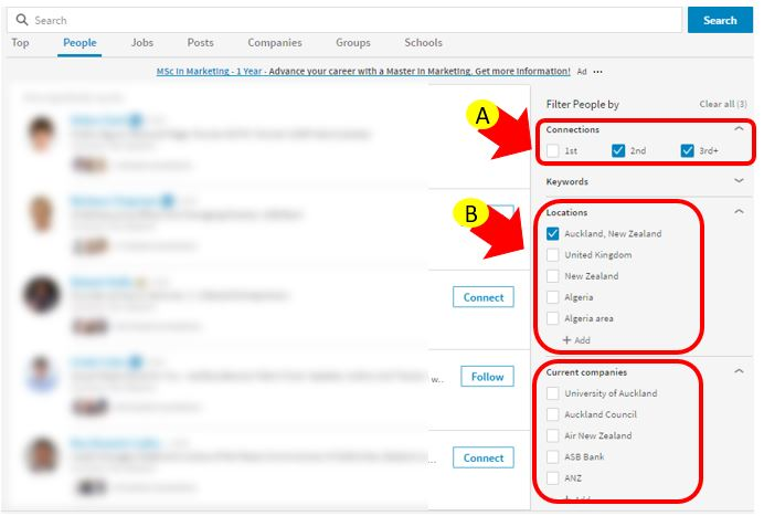 LINKEDIN TIPS: MANAGING SEARCH ALERT 3