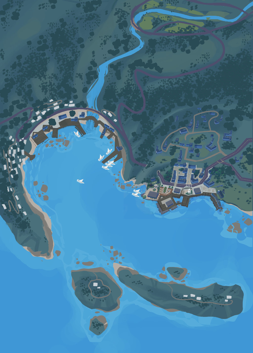 EP04 Map of the Bay