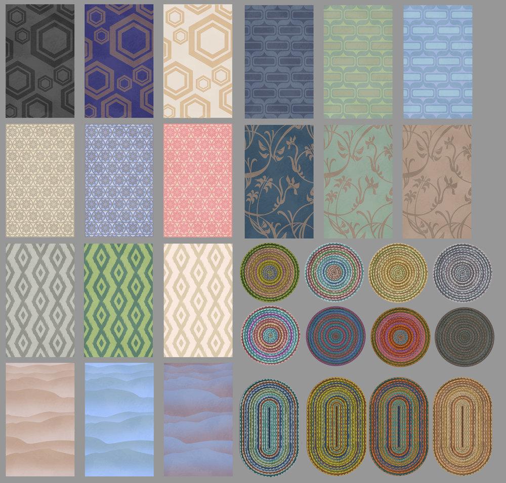 EP04 Rug Designs