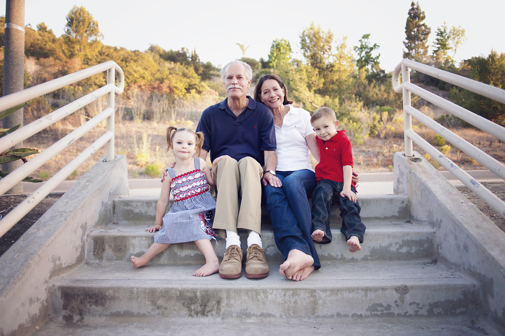 Family Portrait Photography San Diego