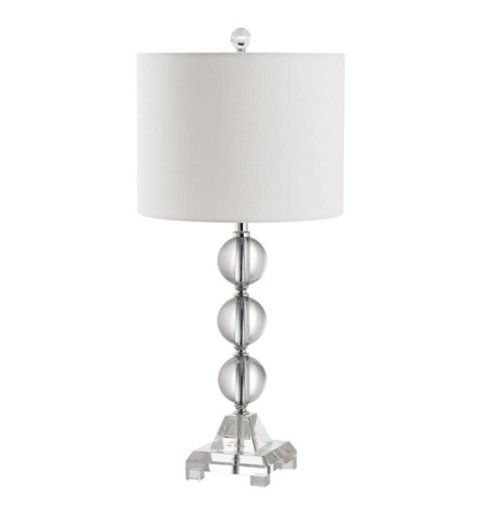 Safavieh Clear Acrylic Table Lamp
