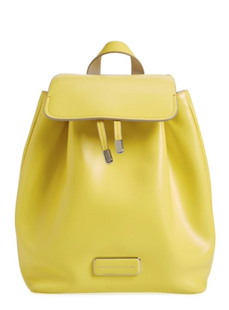 MARC BY MARC JACOBS Ligero Leather Backpack