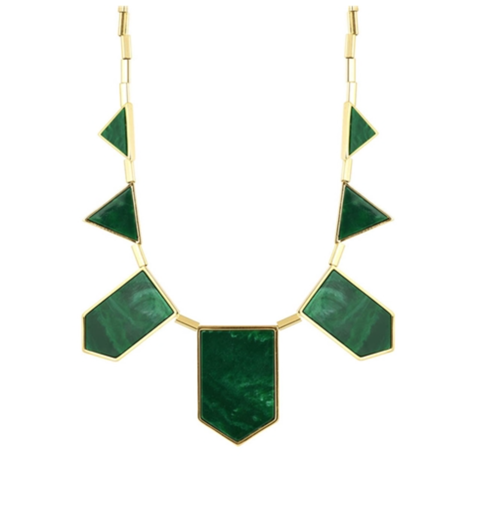 House of Harlow Classic Station Necklace