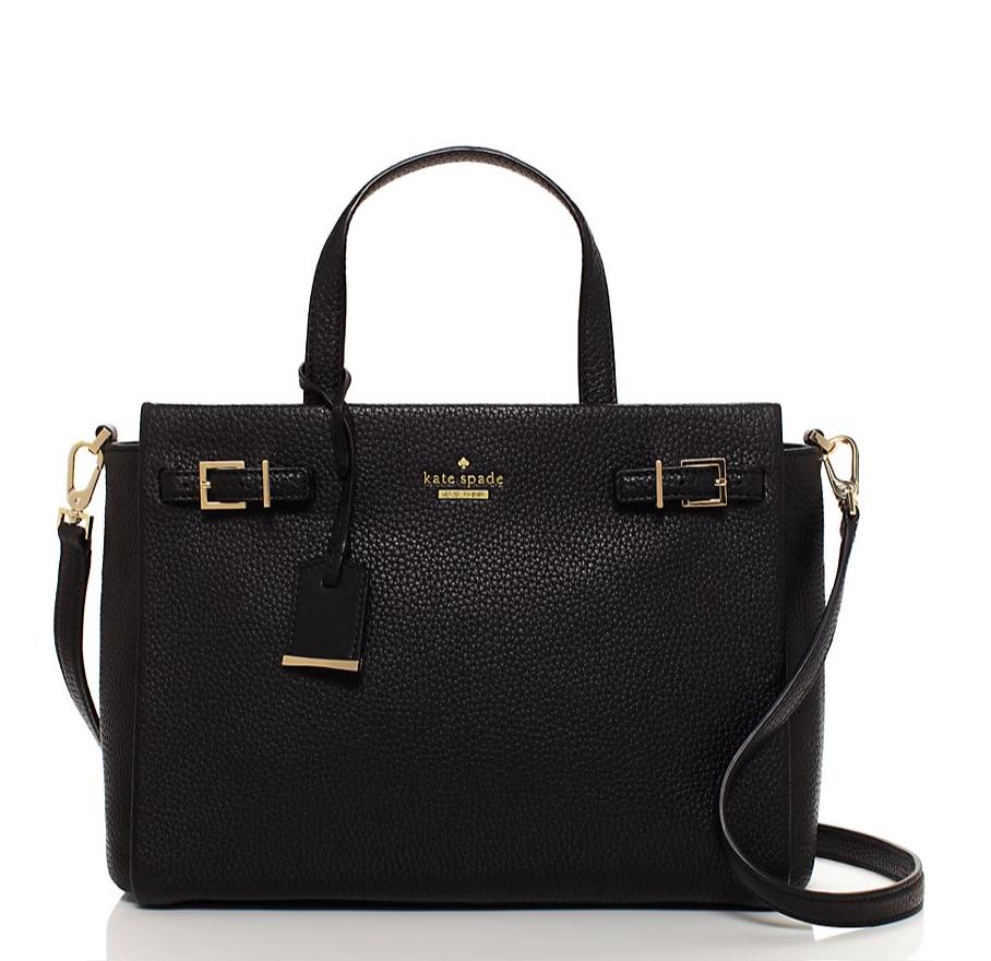 Kate Spade Holden Street Lanie Black Bag