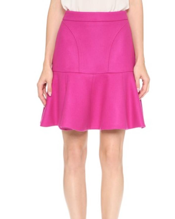 No. 21 Flip Skirt in Pink