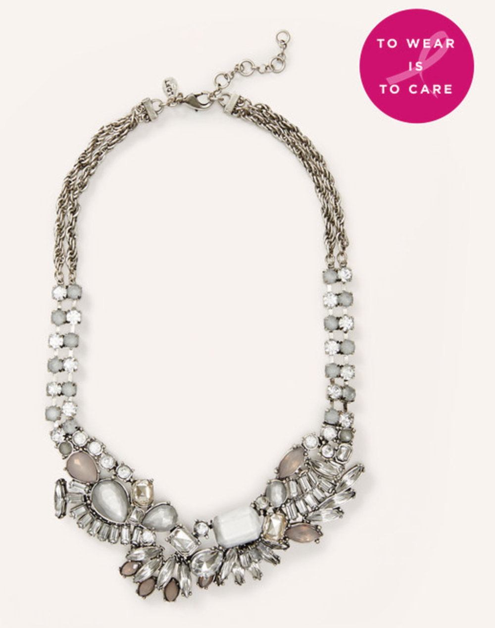 Sparkle Statement Necklace