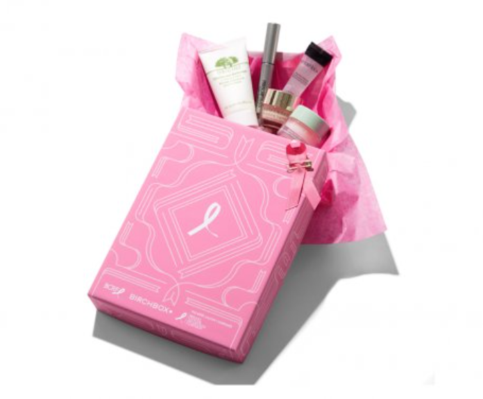 Birchbox BCRF Makeup and Beauty Box