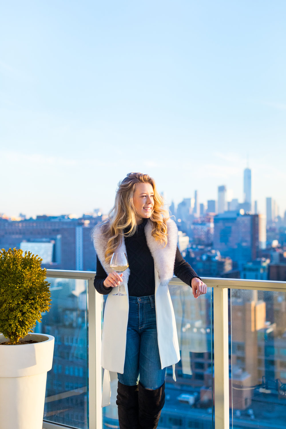 NYC Skyline Faux Fur Vest Outfit-2.jpg