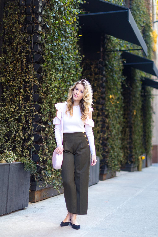 West Village Cold Shoulder Outfit NYC.jpg