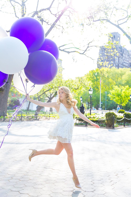 White Graduation Dress Spring NYC-6.jpg