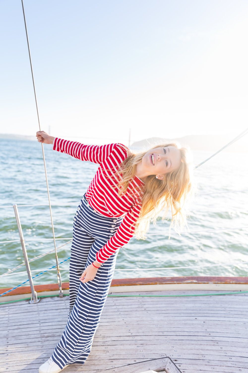 Striped Nautical Sunset Sail Outfit San Francisco-4.jpg