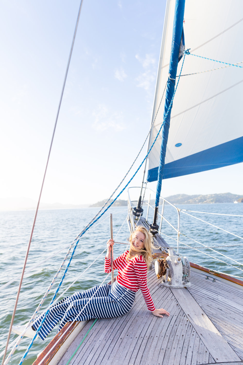 Striped Nautical Sunset Sail Outfit San Francisco-7.jpg