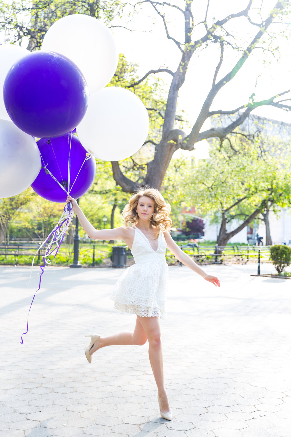 White Graduation Dress Spring NYC-7.jpg