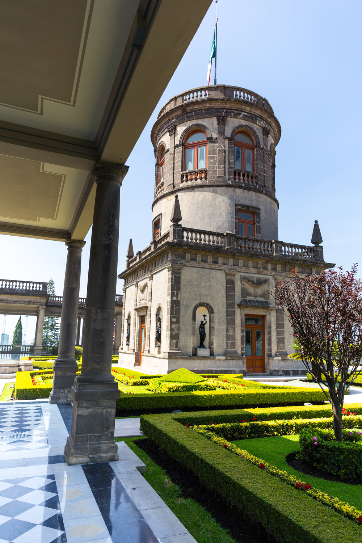 Mexico City Castillo de Chapultupec-4.jpg