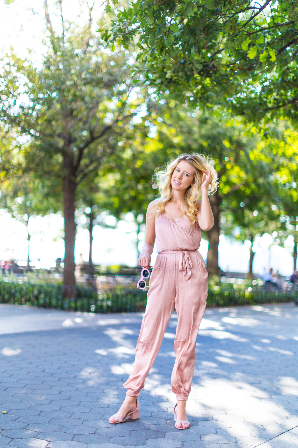 Fall Fashion Pink Silk Jumpsuit NYC-5.jpg