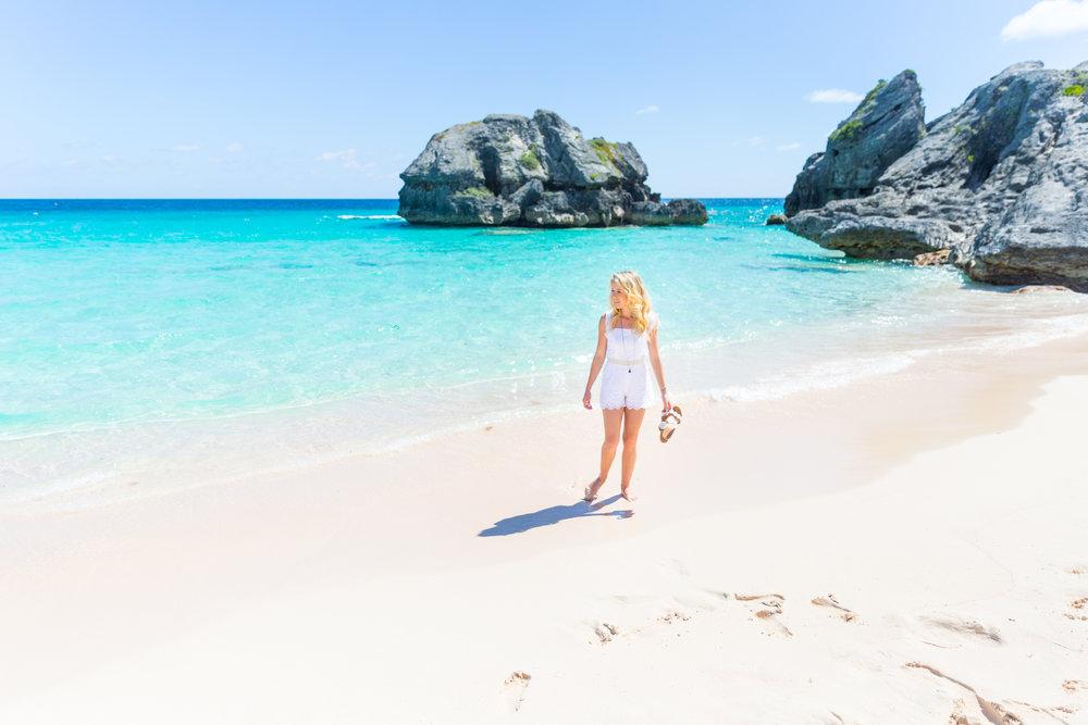 Summer Labor Day Fashion White Lace Romper Bermuda-11.jpg