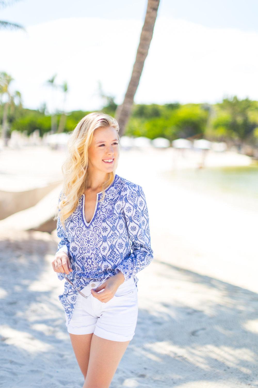 Summer Beach Travel Bermuda Fashion Pattern Tunic-2.jpg