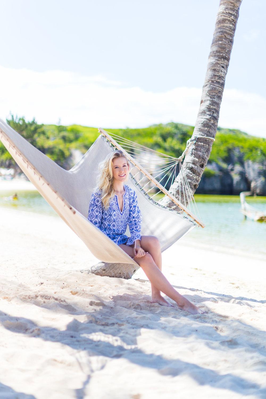 Summer Beach Travel Bermuda Fashion Pattern Tunic-4.jpg