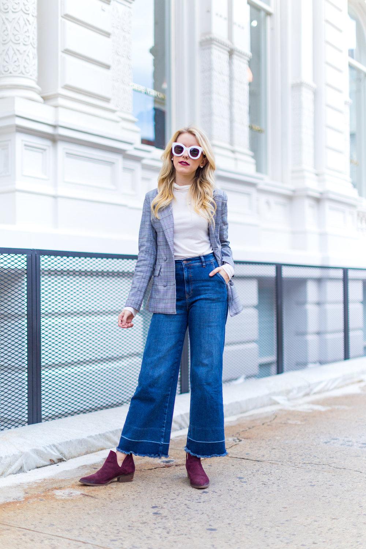 NYC Fall Fashion Trends Plaid Blazer-2.jpg