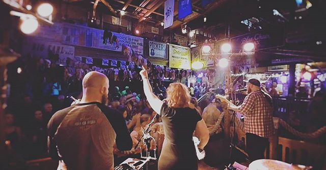 Had an absolute blast at #Florabama this weekend with the @andybrasher band!  Can't wait to go back!  #osiella #tourlife #amazing #musiclife #music #love #realfriends