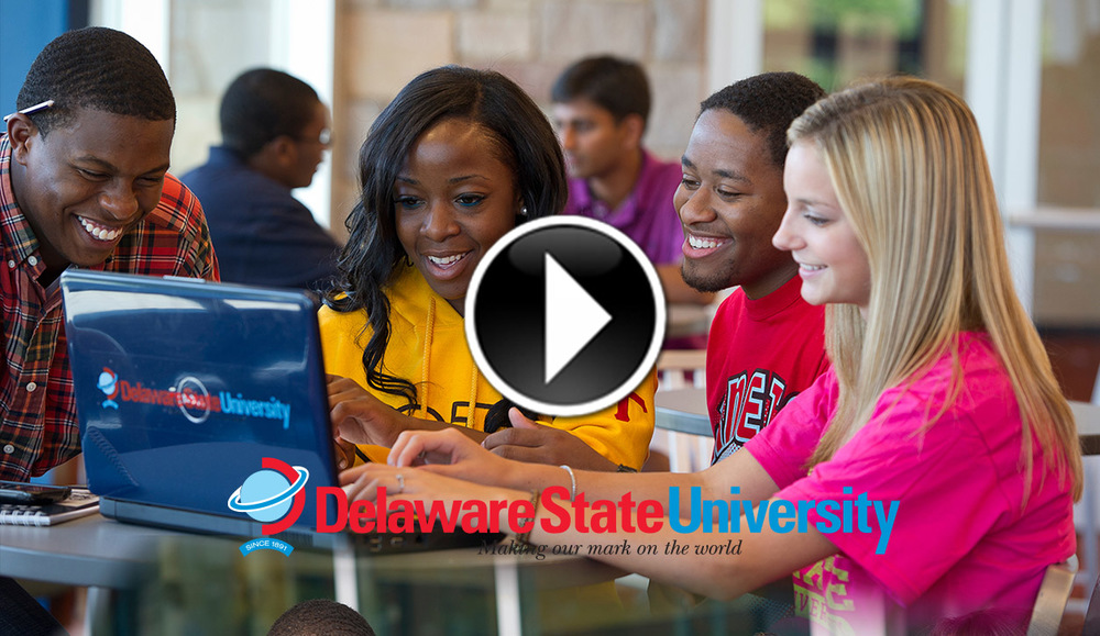 Delaware State University ~ Campus Tour
