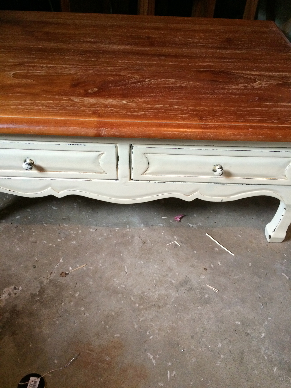 Laura Ashley Coffee Table For Sale: Laura Ashley Bramley Coffee Table