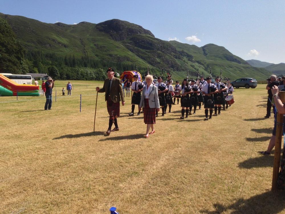 Lochcarron Highland Games 2015