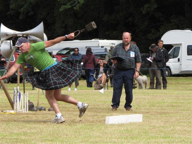 Lochcarron Highland Games