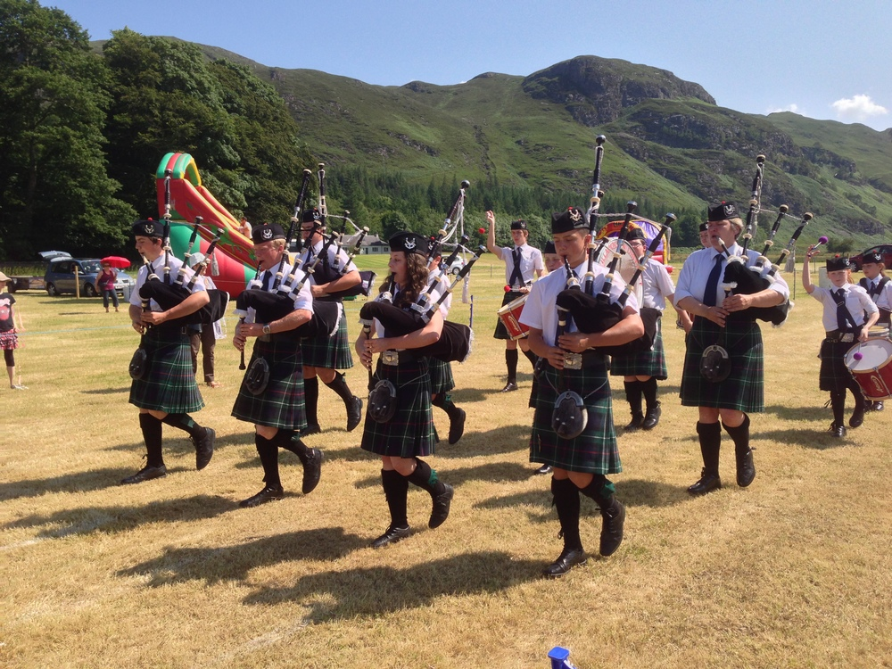 Lochcarron Highland Games2015