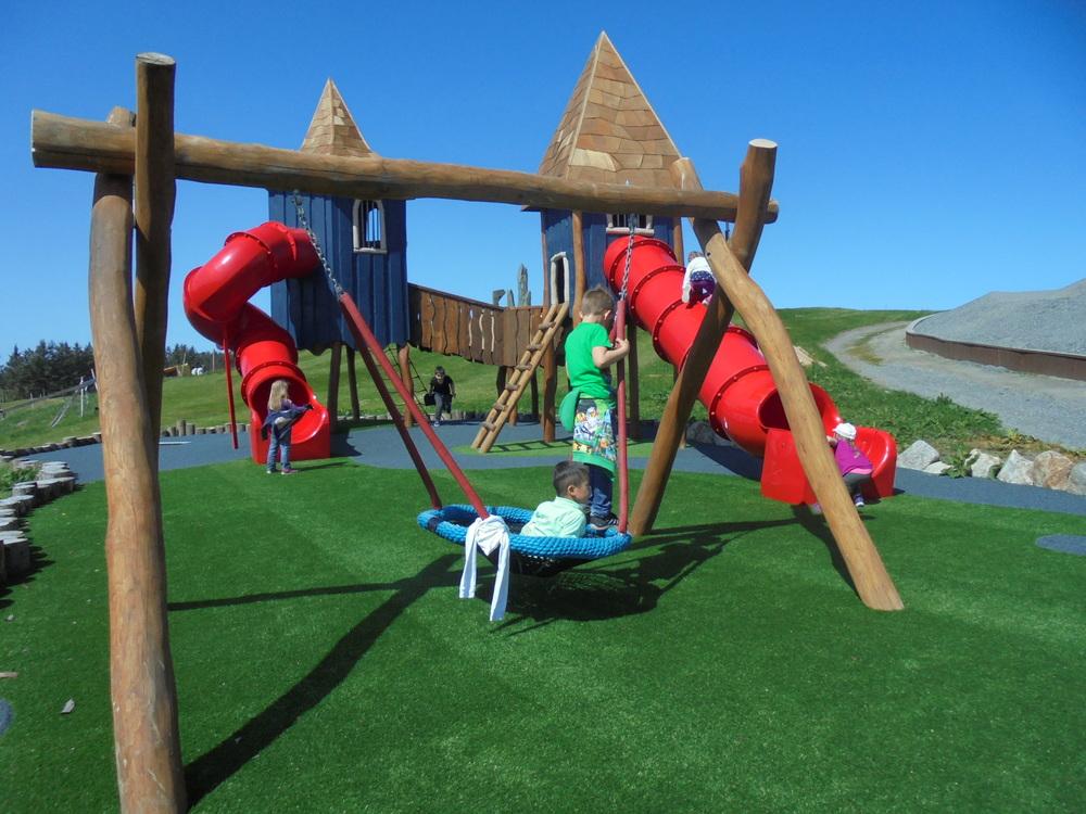 besøkm på torvastad og lekeplassen ved golfbanen 036.JPG