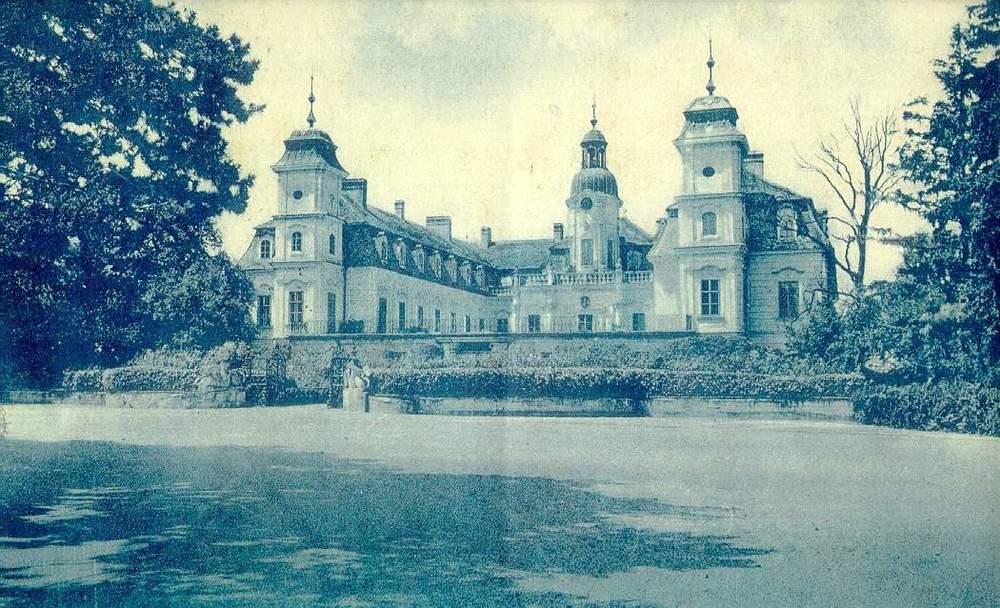 Castle in Bernolákovo.