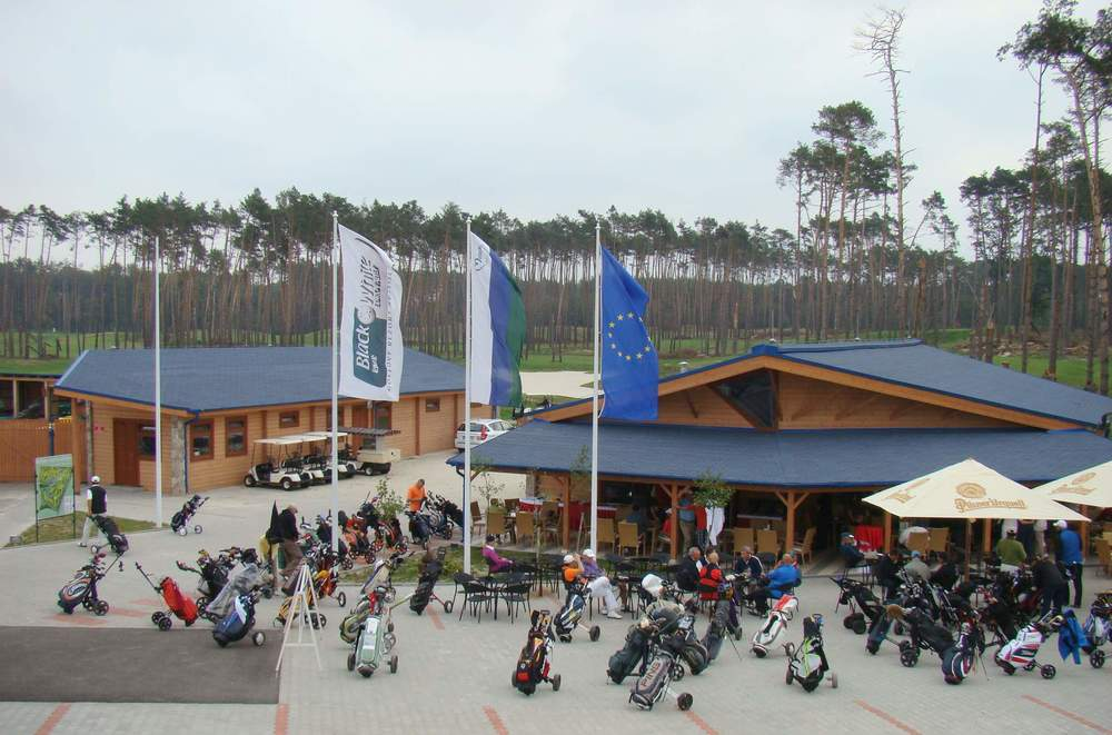 Opening of the resort in July 2009.