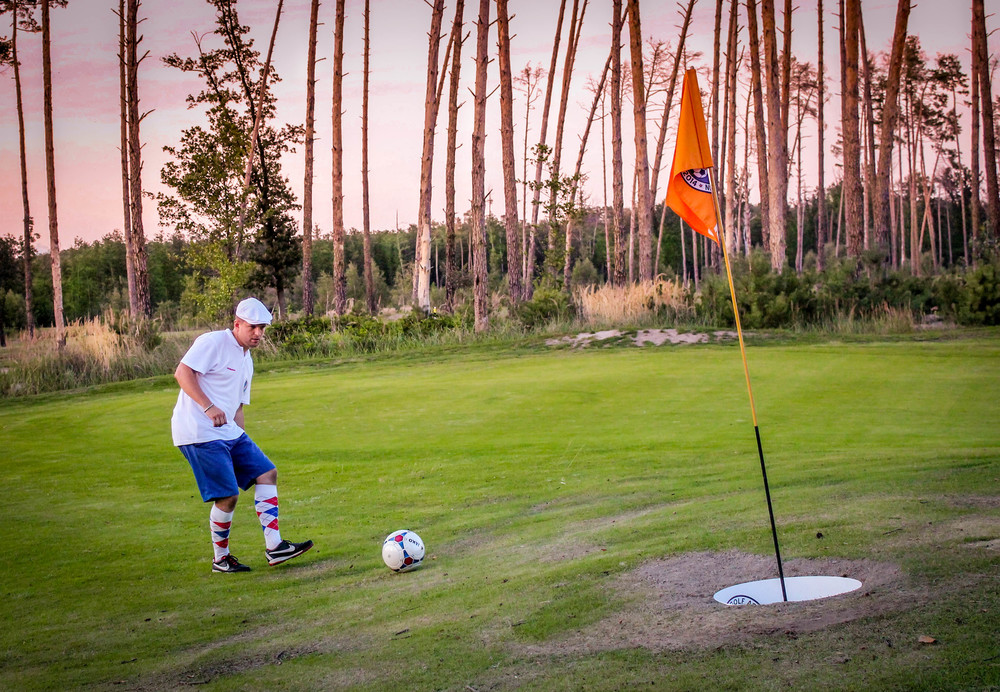 FootGolf - Public Course