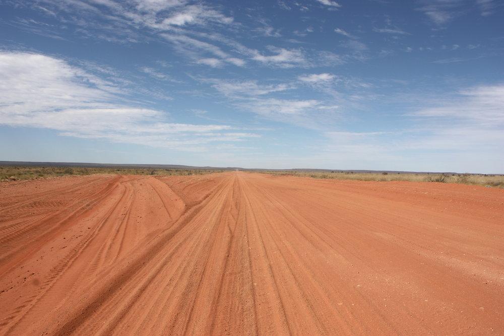 Tanami Road, 1000km di puro deserto da Halls Creek ad Alice Spring