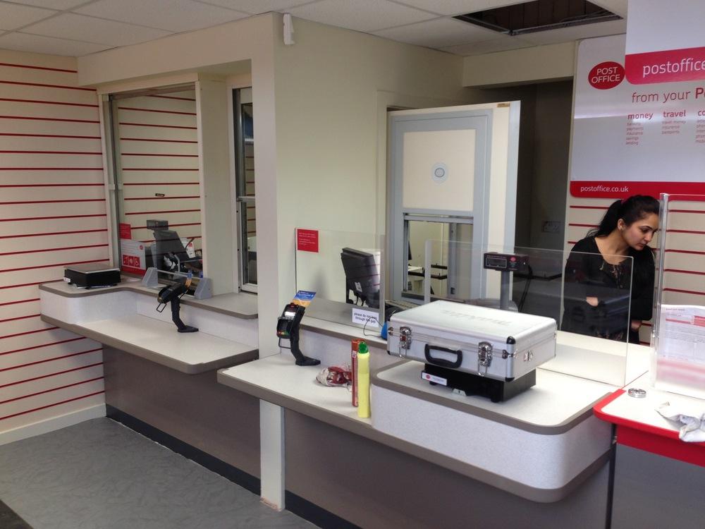 Thornbury Post Office refurbished.JPG