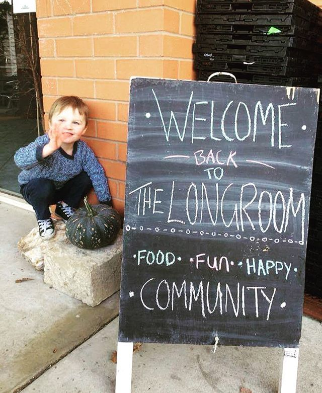two weeks back from the school holidays and the Longroom community is cooking up a storm for Monday Night Meal #urbanseed #thelongroom #norlane #community #food #belonging