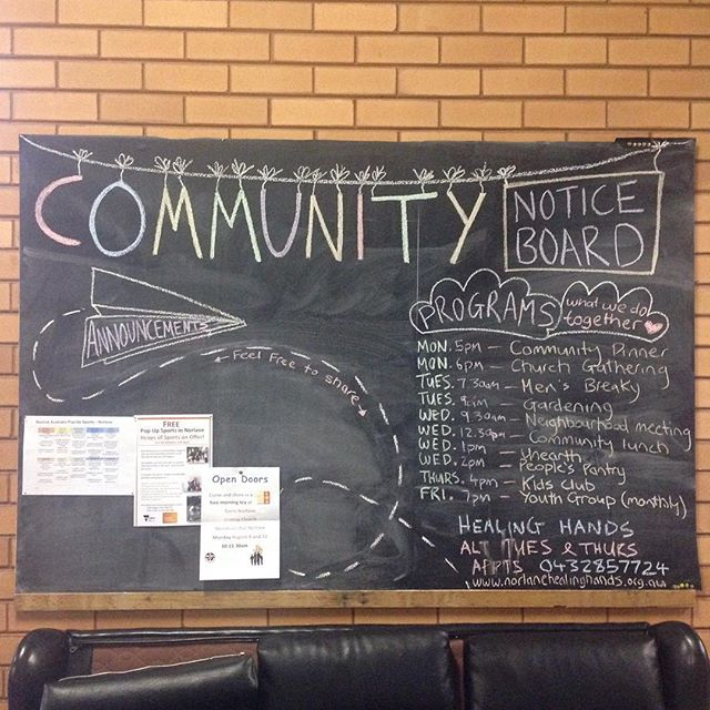 What We Do Together #urbanseed #norlane #community #program #belong #home