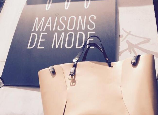 QUINOA PARIS AU GRAND PRIX MAISONS DE MODE