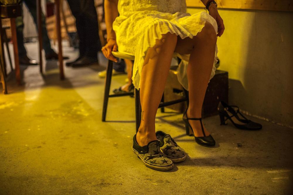 Vans : Tango Shoes - 1:0!