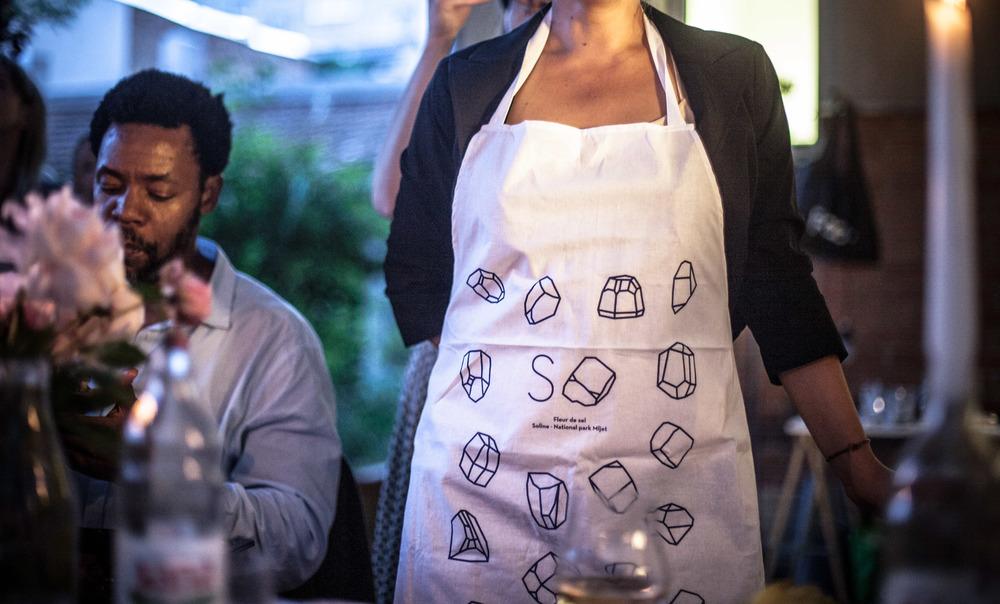 Photo: Sanjin Kaštelan / Najbolji cvijet soli, solinska olitiga mljetska sol So & najbolji dizajn mojih omiljenih dizajnerica iz studija Oaza!