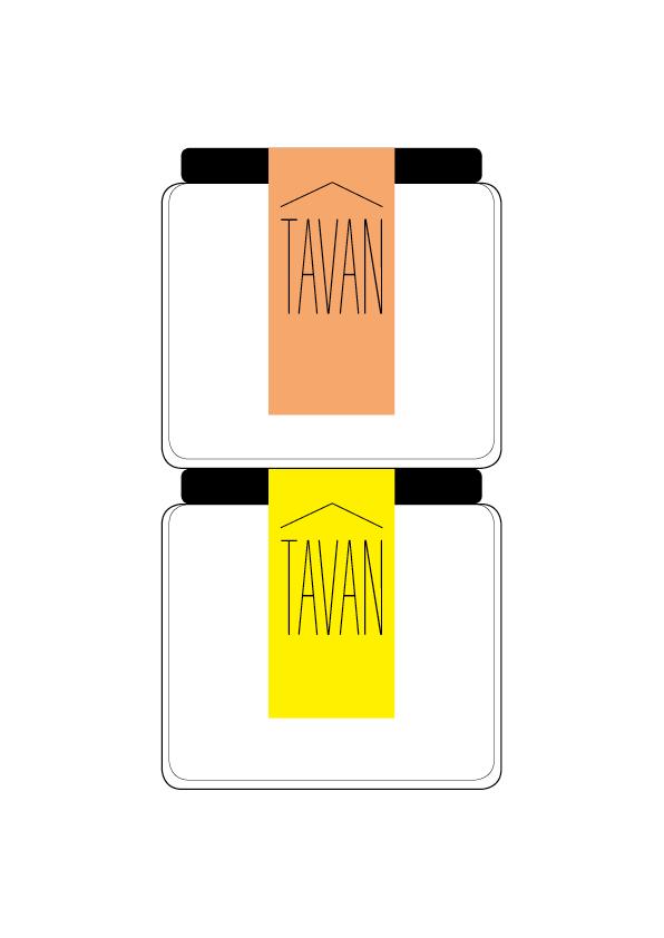 Osmislile su mi logo za Tavan i etikete za buduće tavanske proizvode! / They've created  etiquette  for future Tavan  Gourmet  Products!