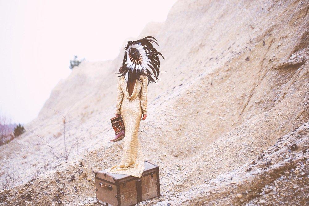 Abdillah Kilim Boots  čizme od komada marokanskih tepiha /ćilima & prave kože izrađeni u Maroku