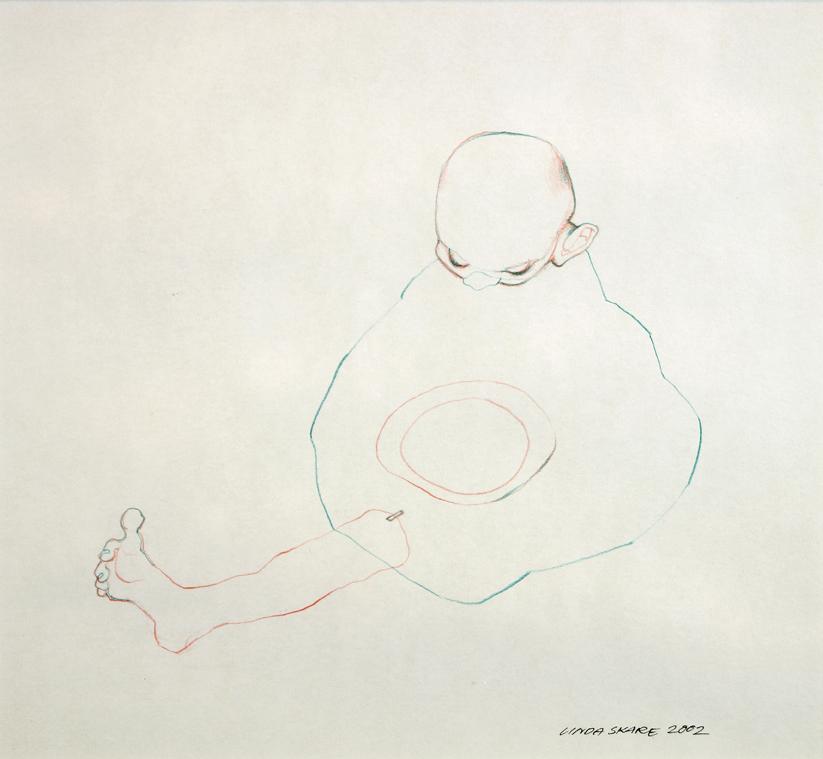 Linda Skare:  I tveksamhetens tid #1 , 2002